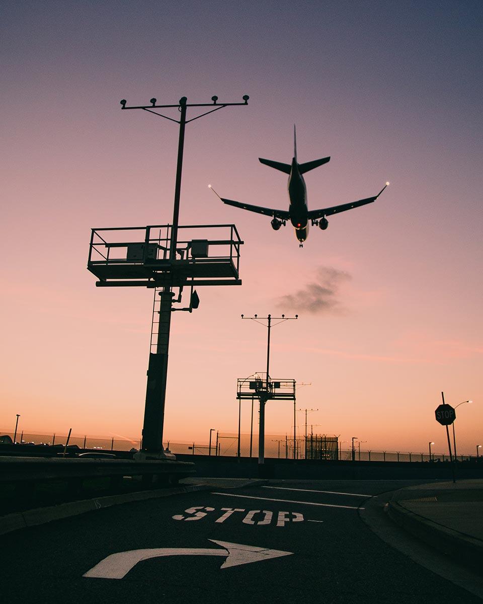 avion-nuit